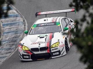 Жесткая гонка для BMW Team RLL