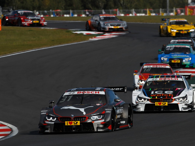 DTM, Moscow 2015