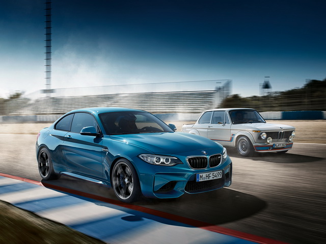 BMW M2 Coupe 2015