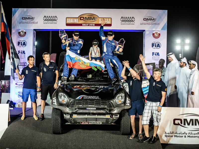 Sealine Cross Country Rally Qatar 2016