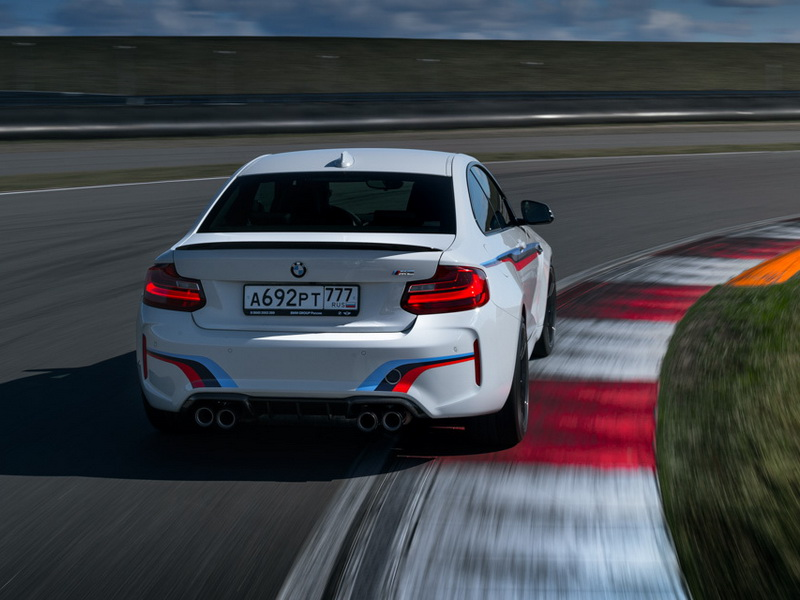 Test, BMW M2 Coupe 2016