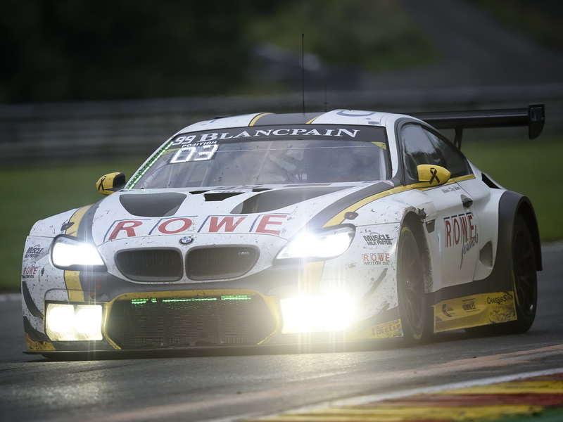 Total 24 Hours of Spa 2016