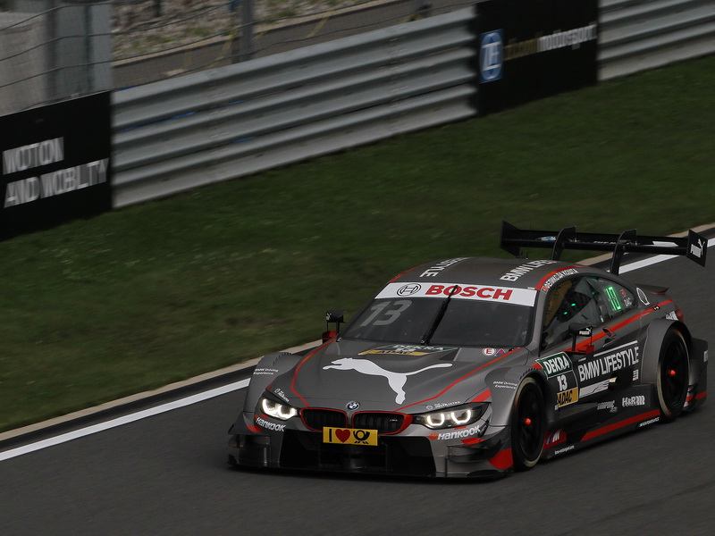 DTM, Moscow 2016
