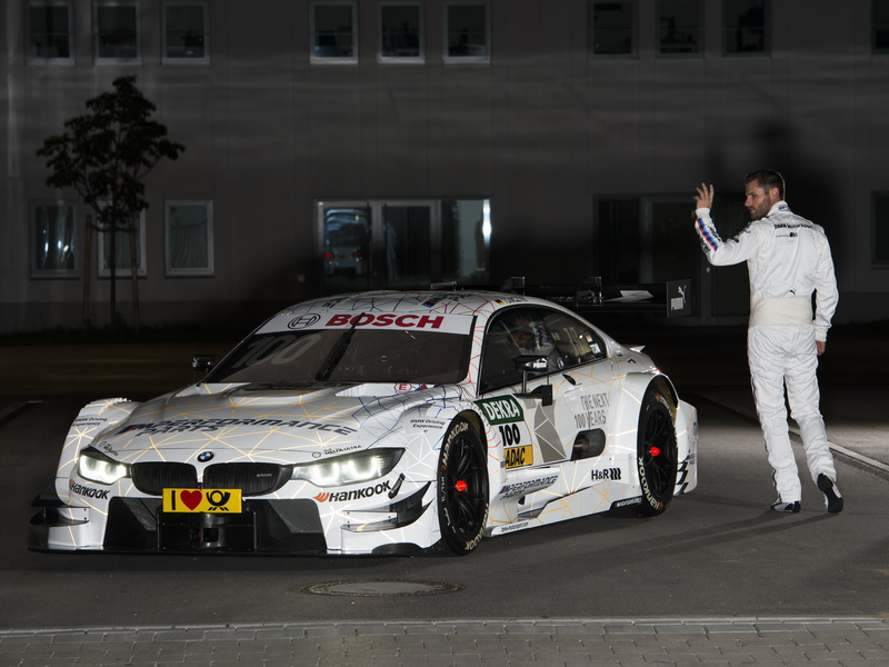 DTM, 100 Years Livery, 2016