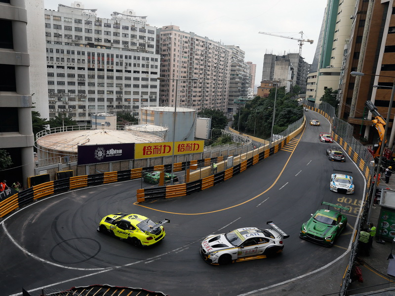 FIA GT World Cup, Macau 2016