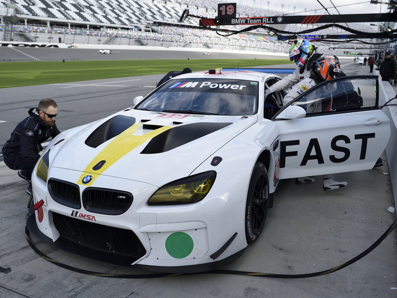 The 2017 Roar Before The Rolex 24