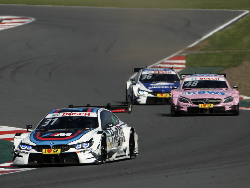 DTM, Moscow 2017