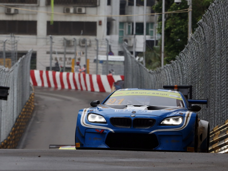FIA GT World Cup, GP Macau 2017