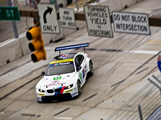 ALMS, Baltimore 2012