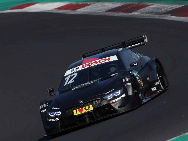 DTM, Vallelunga Test #2 2018