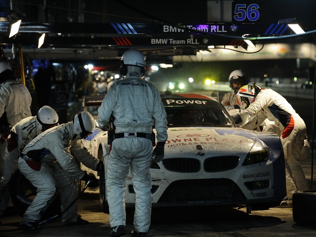 ALMS, 12 Hours of Sebring 2013