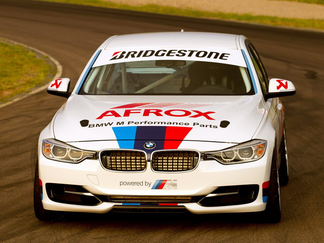BMW 3 Series Sedan Race Car