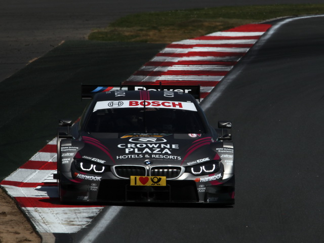 DTM, Moscow 2014