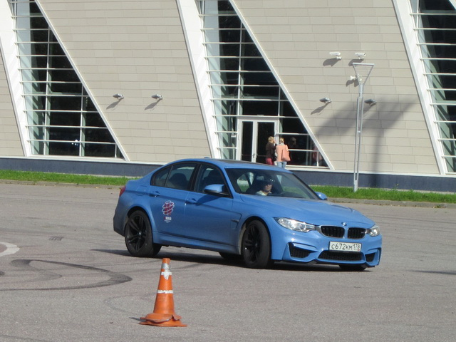BMW Club S.-Pb, BMW Sprint Battle 2014