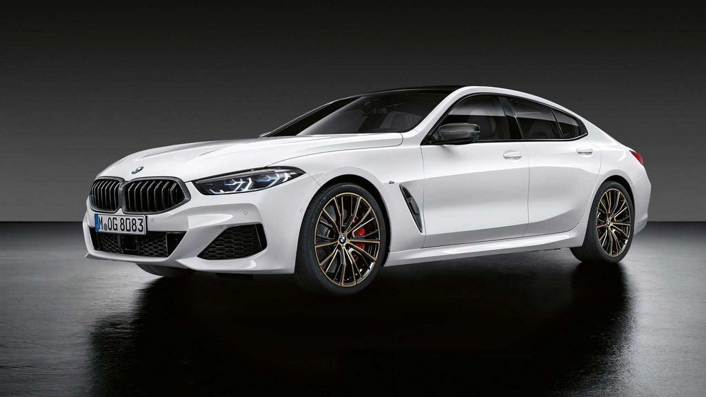 BMW 3 Series Touring, 8 Series Gran Coupe, кроссовер X1 получили отделку M Performance