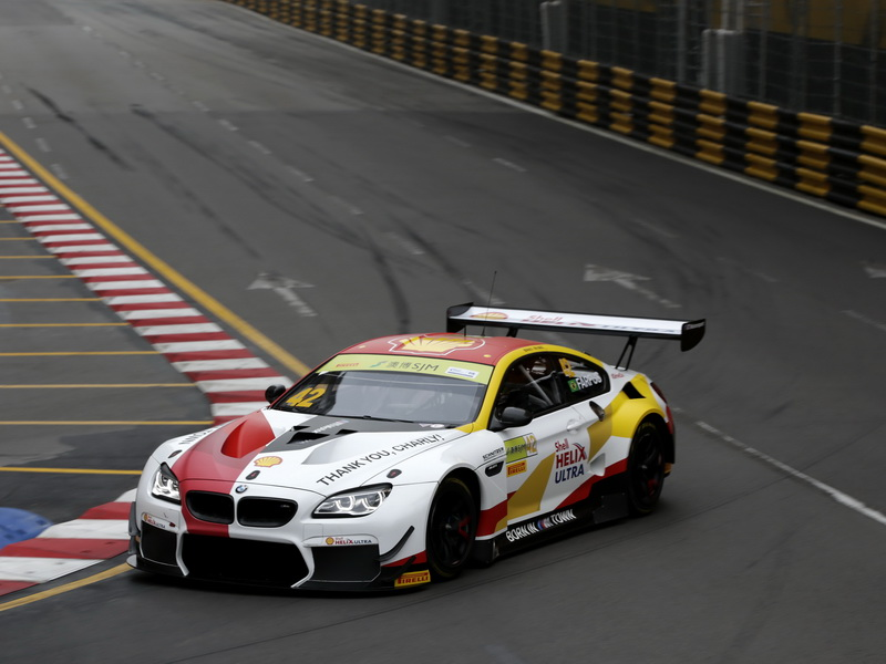 FIA-GT World Cup, Macau 2018